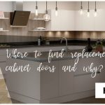 banner where to find replacement kitchen doors